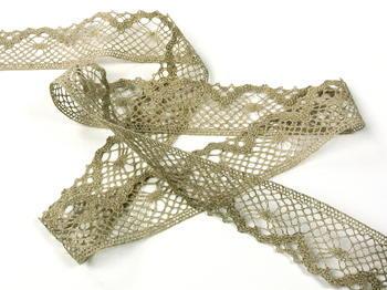 Bobbin lace No. 75261 natural linen | 30 m - 1