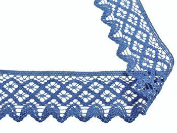 Bobbin lace No. 75293 sky blue | 30 m - 1