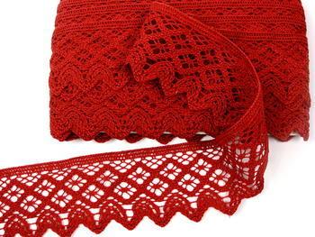 Bobbin lace No. 75293 light vinaceous | 30 m - 1