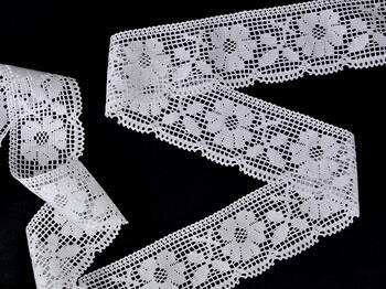 Bobbin lace No. 75315 white  | 30 m - 1