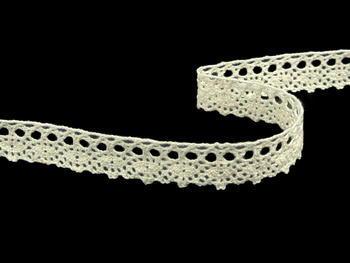 Bobbin lace No. 75367 ecru | 30 m - 1