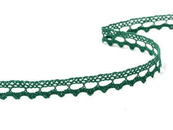 Bobbin lace No. 75397 dark green | 30 m - 1