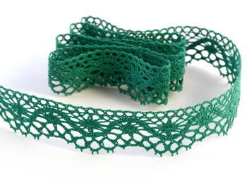 Bobbin lace No. 75416 light green | 30 m - 1
