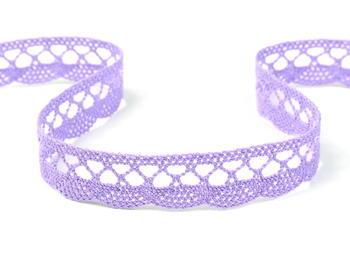 Bobbin lace No. 75428/75099 purple III. | 30 m - 1