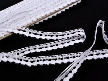 Bobbin lace No. 75507 white | 30 m - 1