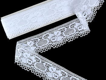 Bobbin lace No. 75583 white | 30 m - 1