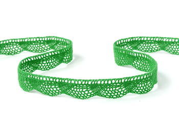Bobbin lace No. 75629 grass green | 30 m - 1