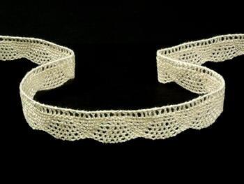 Bobbin lace No. 75629 ecru | 30 m - 1