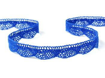 Bobbin lace No. 75629 royal blue | 30 m - 1