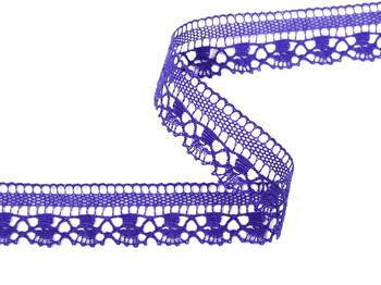 Bobbin lace No. 81017 purple | 30 m - 1