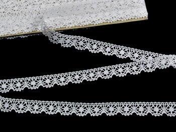 Bobbin lace No. 75640 white | 30 m - 1