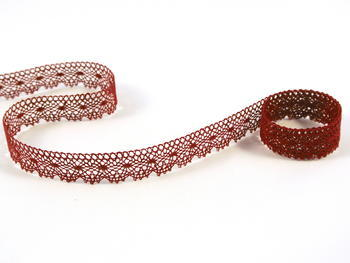 Bobbin lace No. 81215 red bilberry | 30 m - 1