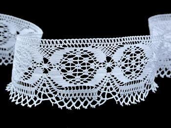 Bobbin lace No. 81831 white | 30 m - 1