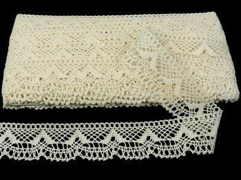 Bobbin lace No. 81847 ecru | 30 m - 1
