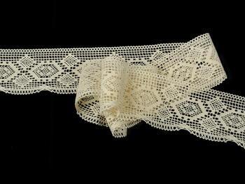 Bobbin lace No. 82132 ecru | 30 m - 1