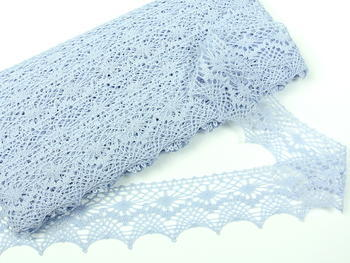 Bobbin lace No. 82157 light blue | 30 m - 1