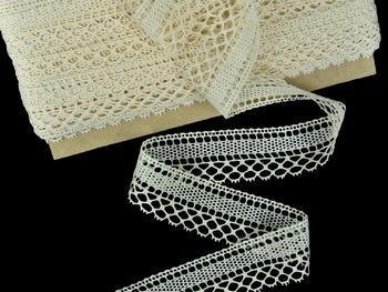 Bobbin lace No. 82169 ecru | 30 m - 1