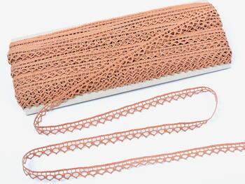 Bobbin lace No. 82195 salmon pink | 30 m - 1