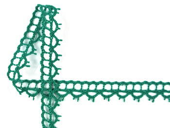 Bobbi lace No. 82226 light green | 30 m - 1