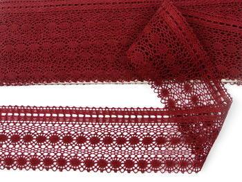 Bobbin lace No. 82240 red bilberry   30 m - 1