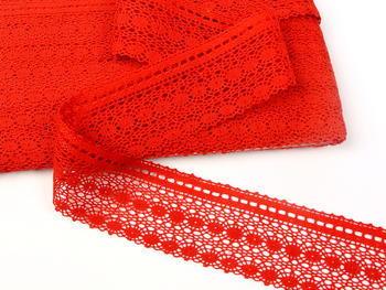 Bobbin lace No. 82240 red | 30 m - 1