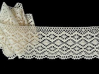 Bobbin lace No.82336 ecru | 30 m - 1