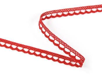 Bobbin lace No. 73012 light vinaceous   30 m - 2