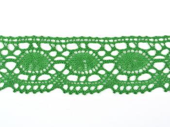 Bobbin lace No. 75032 grass green | 30 m - 2