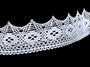 Bobbin lace No. 75068 white | 30 m - 2/4