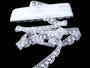 Bobbin lace No. 75088 white | 30 m - 2/4