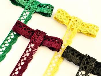 Bobbin lace No. 75428/75099 grass green | 30 m - 2