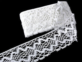 Bobbin lace No. 75127 white | 30 m - 2