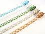 Bobbin lace No. 75133 beige/dark beige | 30 m - 2/2