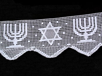 Bobbin lace No. 75140 white | 30 m - 2