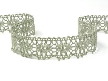 Bobbin lace No. 75187 dark linen | 30 m - 2