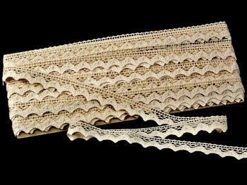 Bobbin lace No. 75191 ecru | 30 m - 2