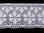 Bobbin lace No. 75208 white  | 30 m - 2/3