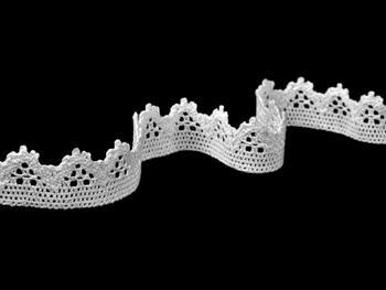 Bobbin lace No. 75213 white | 30 m - 2