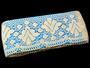 Cotton bobbin lace 75224, width 100 mm, ecru - 2/4