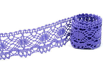 Bobbin lace No. 75238 purple II.| 30 m - 2