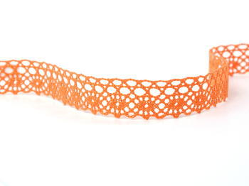Bobbin lace No. 75239 rich orange | 30 m - 2
