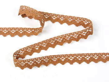 Bobbin lace No. 75259 terracotta | 30 m - 2