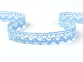 Bobbin lace No. 75259 light blue II. | 30 m - 2