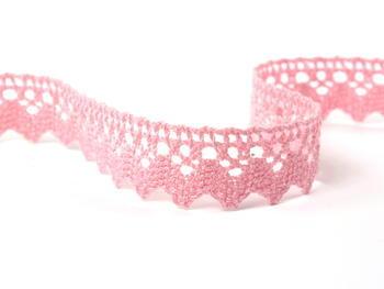 Bobbin lace No. 75260 pink | 30 m - 2