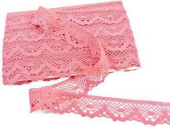 Bobbin lace No. 75261 rose | 30 m - 2