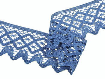 Bobbin lace No. 75293 sky blue | 30 m - 2