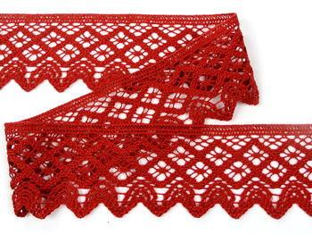 Bobbin lace No. 75293 light vinaceous | 30 m - 2