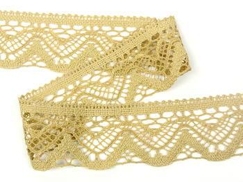 Bobbin lace No. 75301 toffee | 30 m - 2