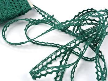 Bobbin lace No. 75397 dark green | 30 m - 2