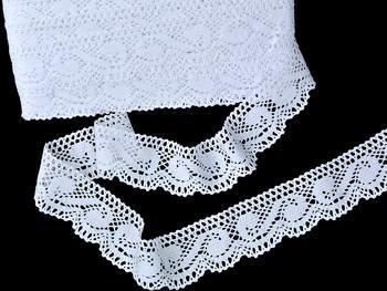 Bobbin lace No. 75566 white | 30 m - 2